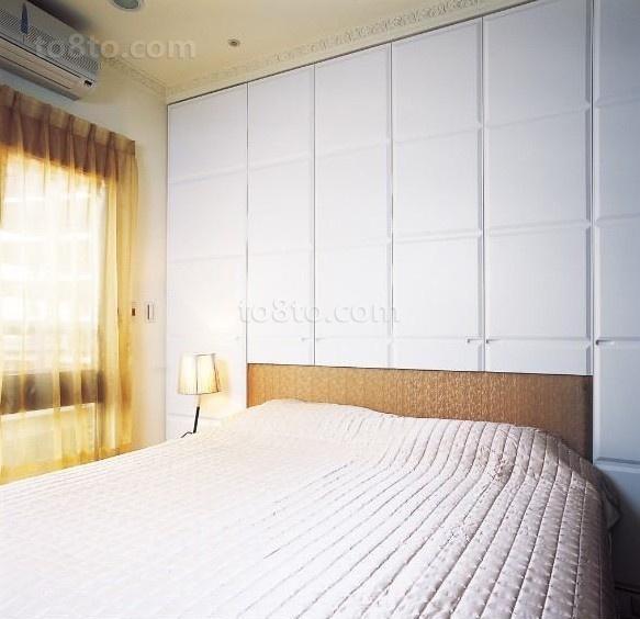 简约家装卧室装修效果图大全2013