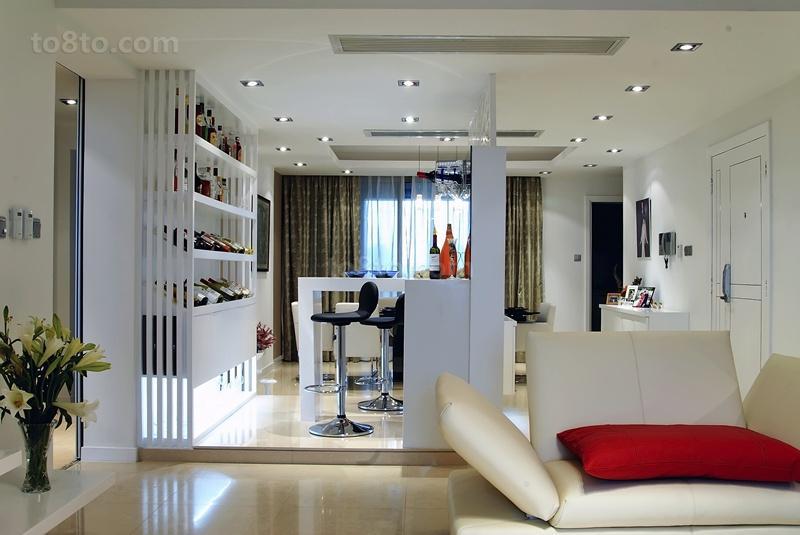 现代风格室内装潢设计效果图欣赏