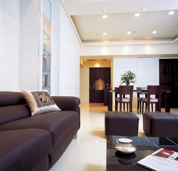 简约风格客厅沙发图片欣赏