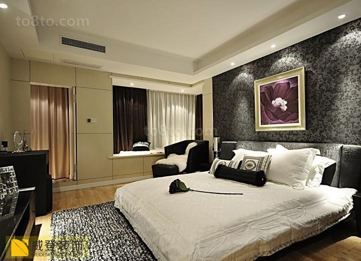 简约小户型卧室装修图