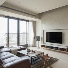 简约小户型客厅整体装修设计
