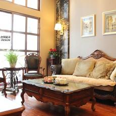 古典欧式客厅装修效果图欣赏