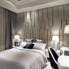 现代卧室装修设计效果图大全