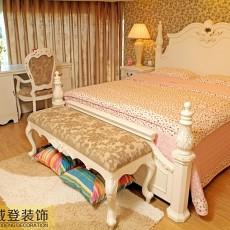 田园欧式卧室装修效果图欣赏