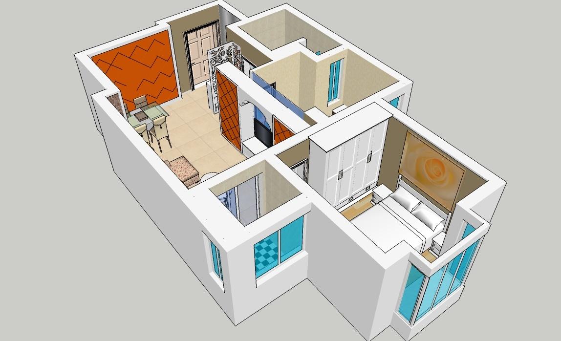 精选房屋设计模型大全