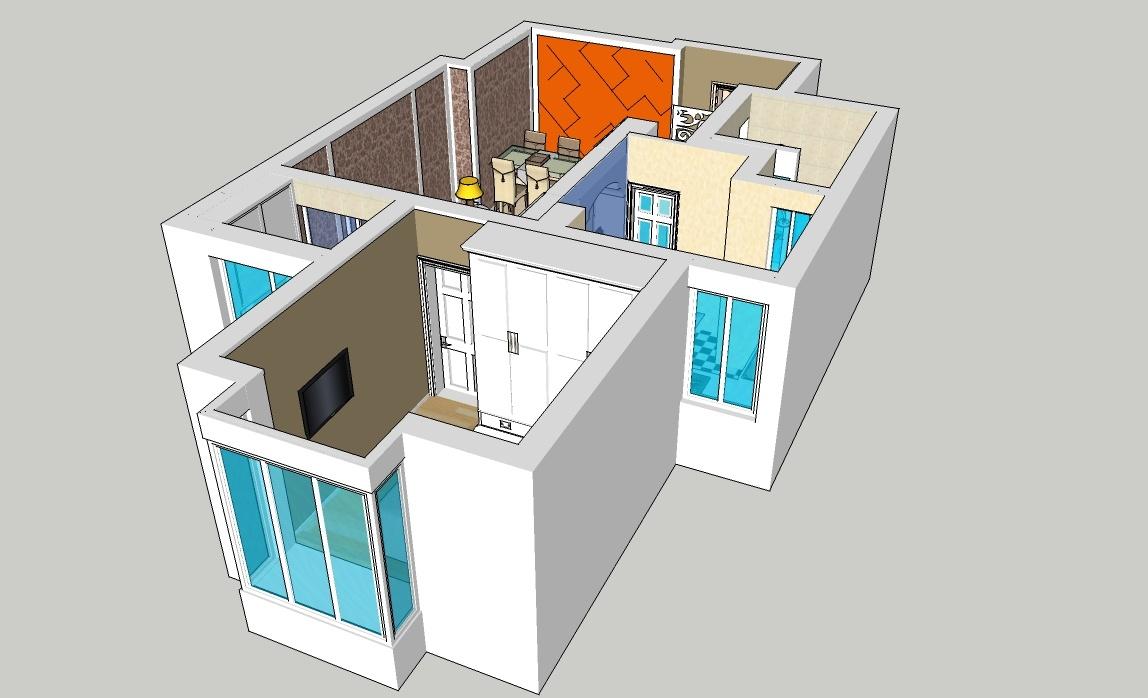 精选房屋设计模型