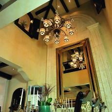 热门117平米美式别墅休闲区装修设计效果图片大全