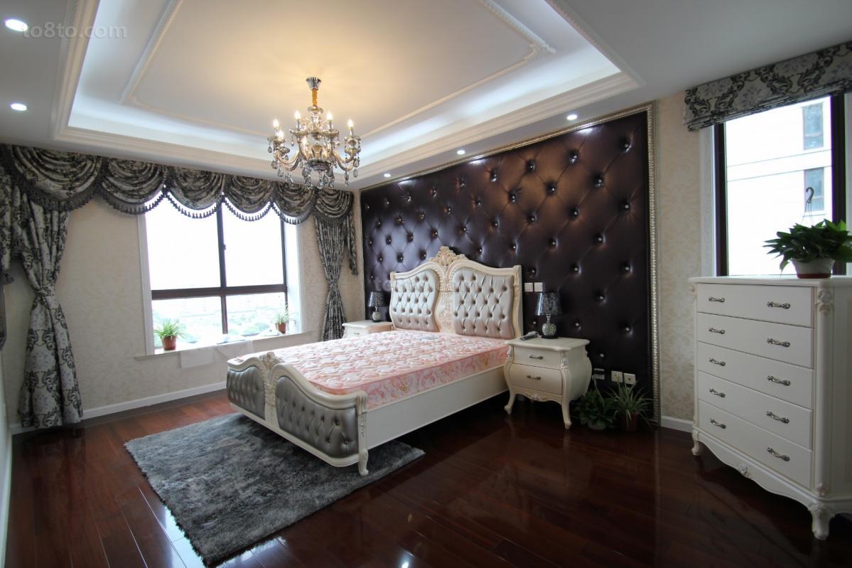 热门一居卧室欧式装修效果图片大全