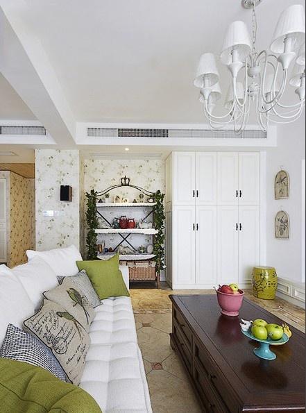 简约风格房屋室内装修效果图
