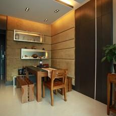 71平米中式小户型餐厅装修图片欣赏