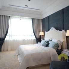 201893平米三居卧室欧式装饰图片