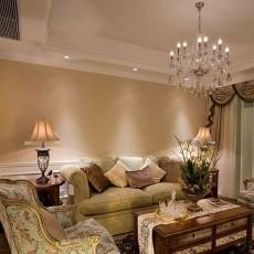 精选欧式一居客厅装修设计效果图片欣赏
