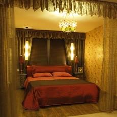 东南亚风格装修卧室效果图大全