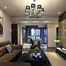 精选面积123平别墅客厅现代装饰图片欣赏