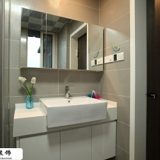 洗手间装修效果图大全图片