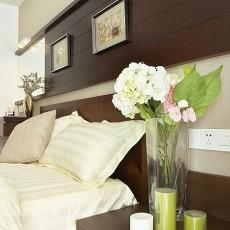 卧室床头装饰效果图大全2013图片