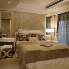 精美欧式二居卧室装修图片欣赏
