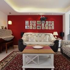 精选田园二居客厅装饰图片大全