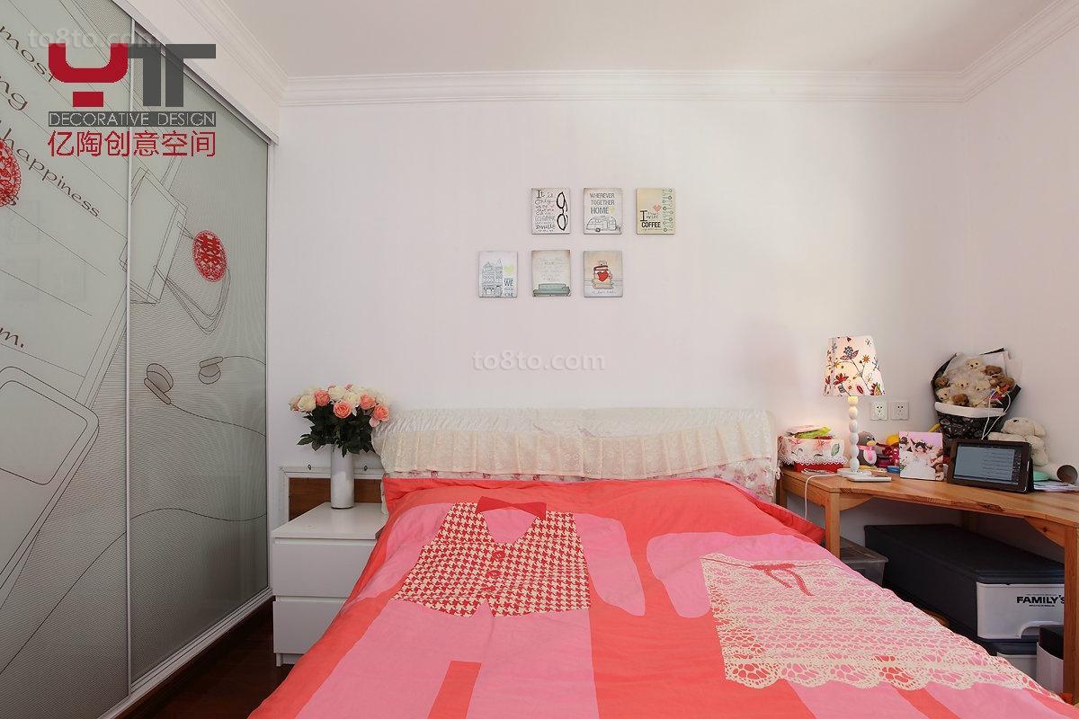 精选小户型卧室中式装修图