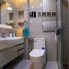 干湿分离家居卫生间装修图片