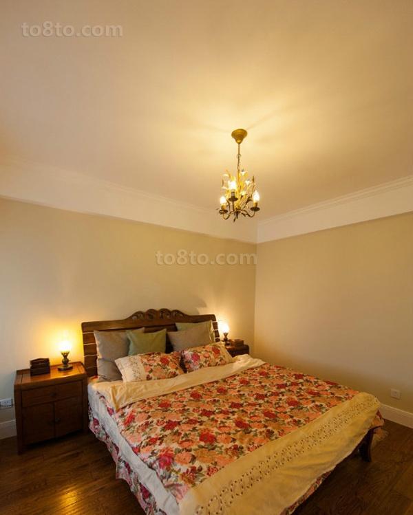 卧房装修效果图大全2013图片