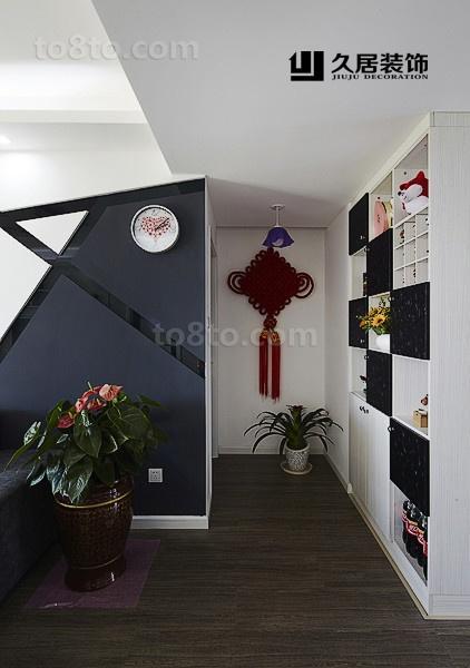现代家庭室内装饰效果图