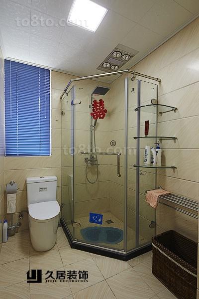 新房卫生间集成吊顶效果图