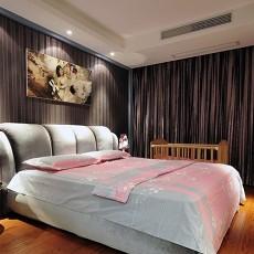 现代风格15平米卧室装修效果图