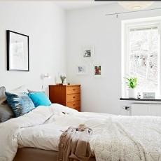 简约小卧室装修图片欣赏