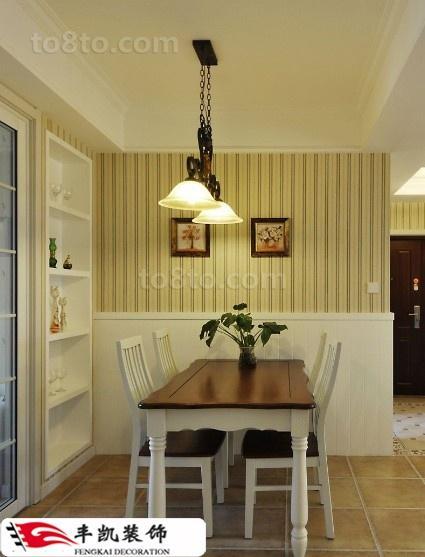 小餐厅装修效果图2013