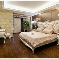20平米欧式卧室装修效果图