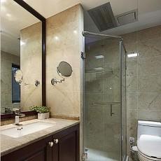 卫生间淋浴房装修效果图大全2013图片