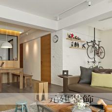 精美面积76平小户型餐厅现代装修欣赏图