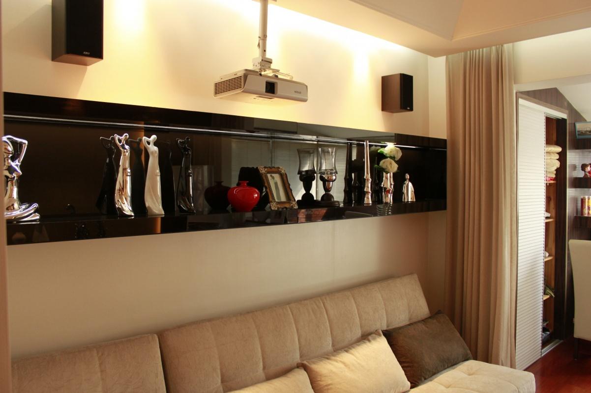 装饰石膏制品电视墙