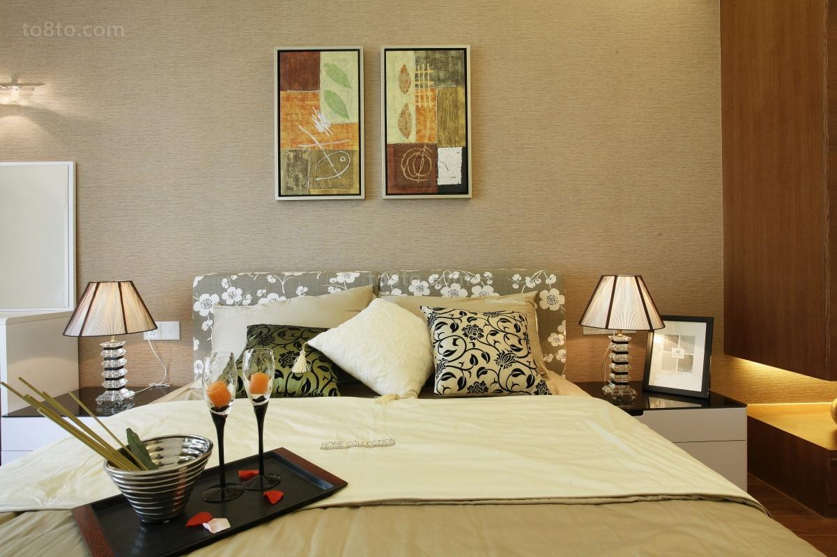 现代卧室装饰效果图欣赏