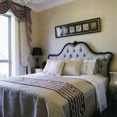 热门欧式二居卧室装修图