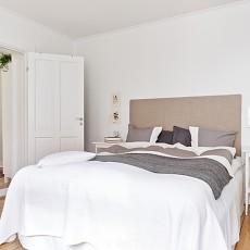 北欧风格卧室效果图大全2013图片