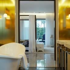 精选小户型卫生间现代装修设计效果图片欣赏