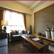 中式风格小客厅装修效果图大全