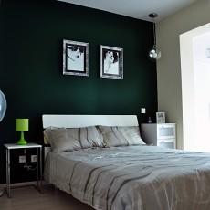 84平米二居卧室现代装修设计效果图片欣赏