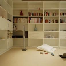 2018精选现代小户型书房装修设计效果图片欣赏